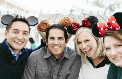 """Disney Parks will donate $5 to Make-A-Wish®, up to a total of $1 million, for each photo taken and shared featuring Mickey Mouse Ears – or any creative """"ears"""" at all – with the hashtag #ShareYourEars. Photos can be uploaded to Facebook, Twitter or Instagram between now and December 25, 2017."""