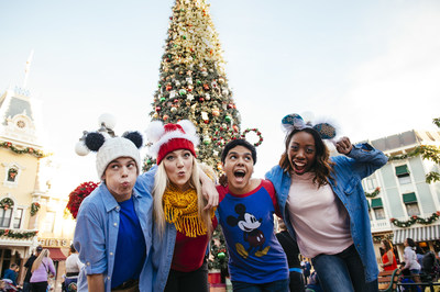 "Disney Parks will donate $5 to Make-A-Wish®, up to a total of $1 million, for each photo taken and shared featuring Mickey Mouse Ears - or any creative ""ears"" at all - with the hashtag #ShareYourEars. Photos can be uploaded to Facebook, Twitter or Instagram between now and December 25, 2017."