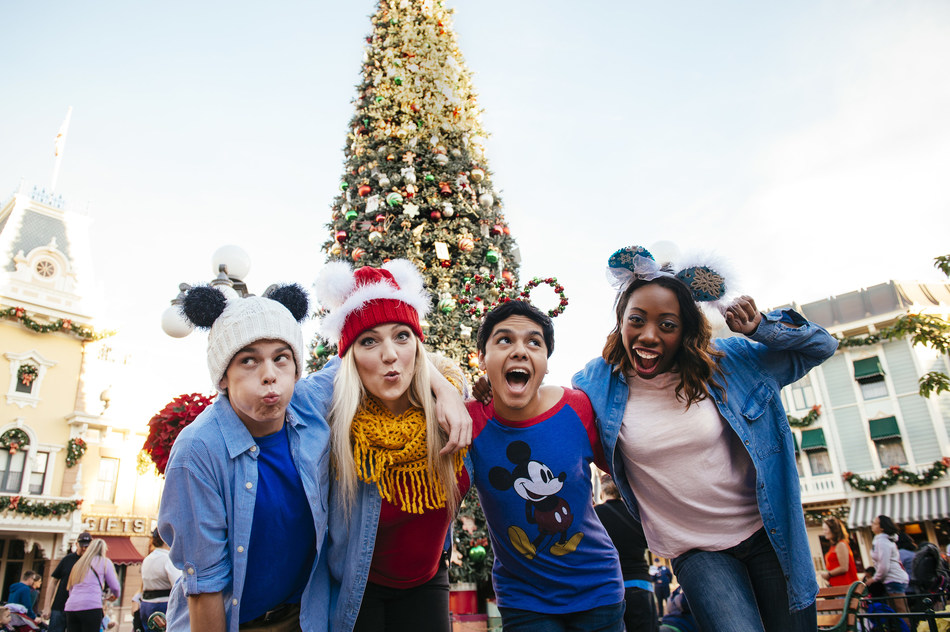 """Disney Parks will donate $5 to Make-A-Wish®, up to a total of $1 million, for each photo taken and shared featuring Mickey Mouse Ears - or any creative """"ears"""" at all - with the hashtag #ShareYourEars. Photos can be uploaded to Facebook, Twitter or Instagram between now and December 25, 2017."""