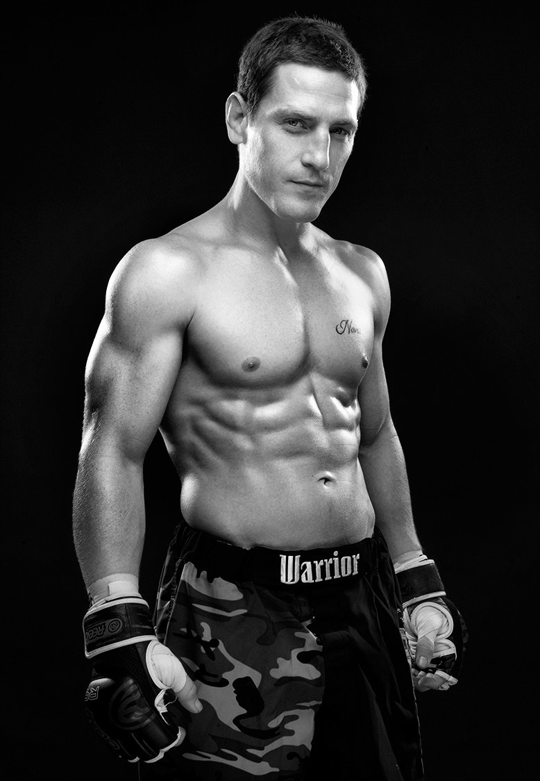 MMA Fighter Mac Danzig