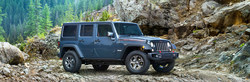 SUV shoppers interested in learning more about the 2018 Jeep Wrangler, shown above, are encouraged to visit the Palmen Motors website.