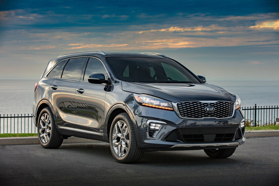 2019 Kia Sorento (CNW Group/Kia Canada Inc.)