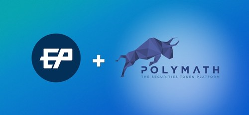 Etherparty and Polymath Network Combine Forces (CNW Group/Etherparty)