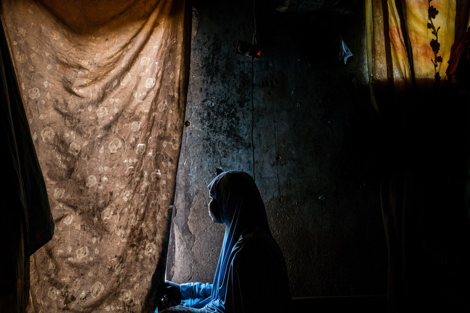 Since 2014, at least 1,280 children and their teachers have been killed in targeted attacks against schools in northeast Nigeria. © UNICEF/UN058882/Gilbertson VII Photo (CNW Group/UNICEF Canada)