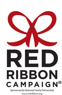 Learn more about the Red Ribbon Campaign by visiting www.redribbon.org (PRNewsfoto/National Family Partnership)