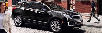 The 2018 Cadillac XT5 is available now at Palmen Buick GMC Cadillac.