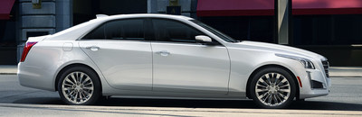 The Cadillac CTS is available with all-wheel-drive at Palmen Buick GMC Cadillac.