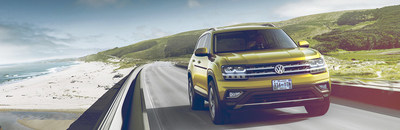 The 2018 Volkswagen Atlas is available now at Hall Cars in Brookfield.