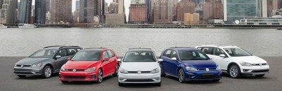 2018 Volkswagen Golf Family at New Century Volkswagen