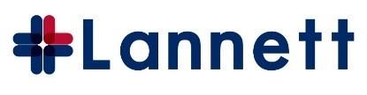Lannett Logo (PRNewsFoto/Lannett Company, Inc.)