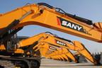 SANY mini excavators shine in the Indian market
