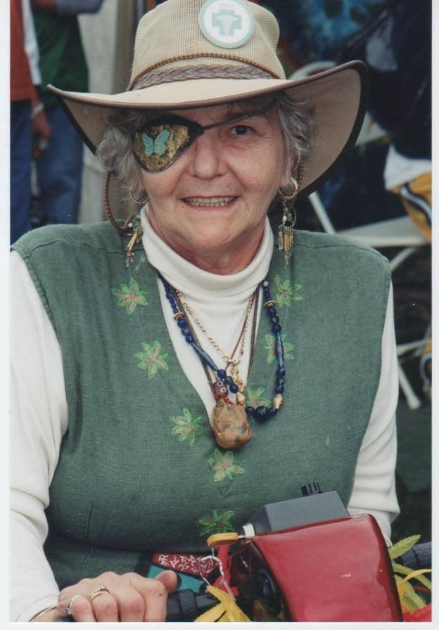Picture of JoAnna McKee, taken by Demaris Strohm-Hughes