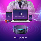 Alexa-powered Artificial Intelligence Solution (PRNewsfoto/RxPrism Health Systems Pvt Ltd)