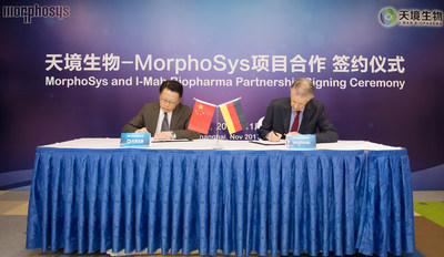 I-Mab Biopharma Partners with MorphoSys on Cancer Investigational Medicine