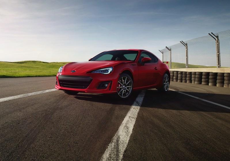 Subaru announces pricing on 2018 BRZ sports car