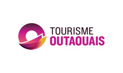Logo : Tourisme Outaouais (Groupe CNW/Cabinet de la ministre du Tourisme)