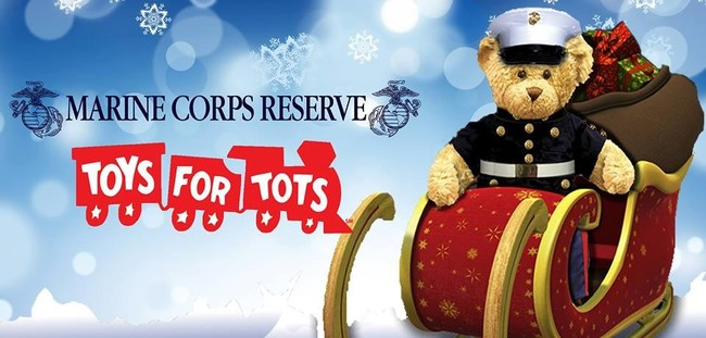US Marines Toys for Tots