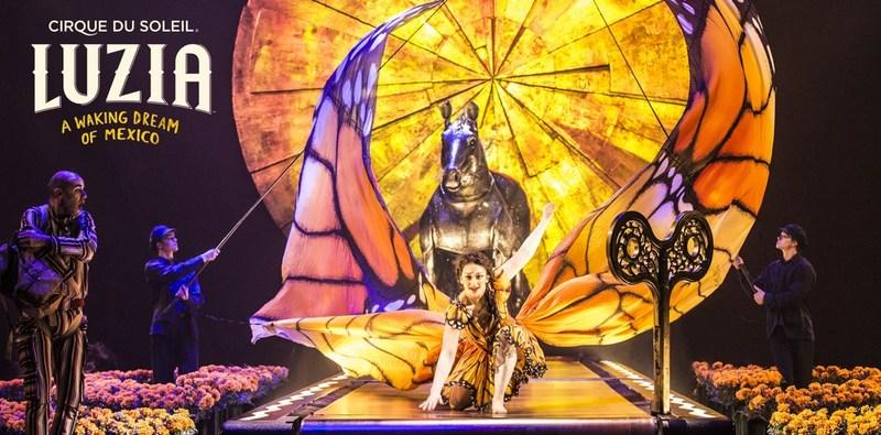 (PRNewsfoto/Cirque du Soleil)