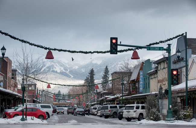 Whitefish is among the many Montana ski towns with more to offer than just their snowy slopes.