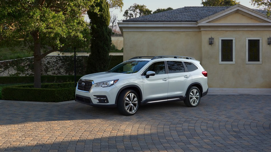 Subaru of America, Inc. Reports Record November Sales; 72 Months of Yearly Month-Over-Month Growth