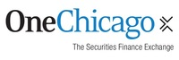 OneChicago is an equity finance exchange providing a marketplace for trading security futures and the related exchange for physical. OCX lists approximately 2,000 products, including ADRs, ETFs and OCX.NoDivRisk contracts. Contracts are cleared through the centralized counterparty, AAA-rated OCC, and are regulated by both the SEC and CFTC. Security futures, a Delta one product, are utilized for synthetic equity strategies including equity swaps, equity repos and stock loan/borrow transactions. (PRNewsFoto/OneChicago, LLC)