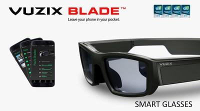 Vuzix Blade Smart Glasses Developer Kit Pre-Order Program Officially Launches