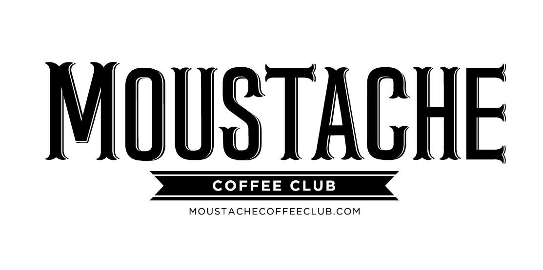 Moustache Coffee Club Logo