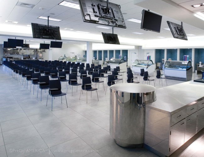 The PreGel International Training Centers state-of-the-art training facility, Charlotte, NC.