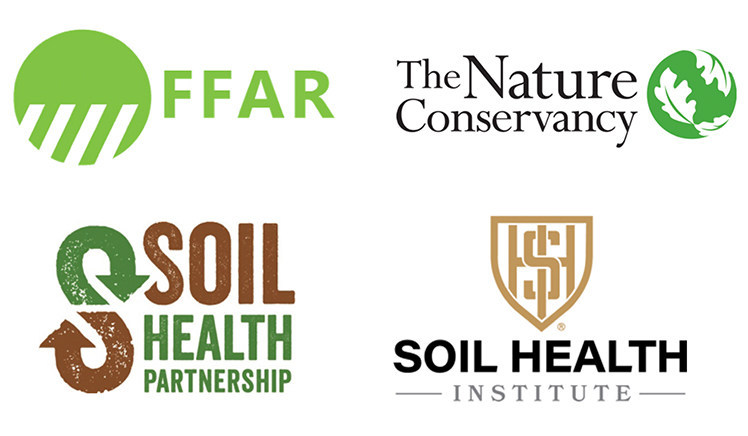 Foundation for Food and Agriculture Research, Soil Health Institute, Soil Health Partnership, The Nature Conservancy