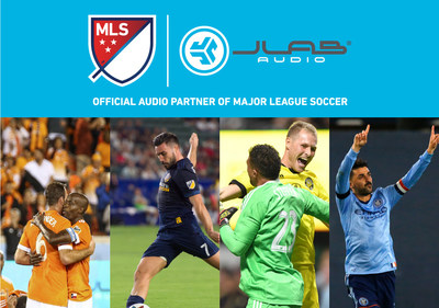 JLab Audio is now the Official Audio Partner of Major League Soccer