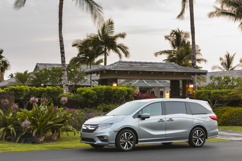 All-new Honda Accord and Odyssey plus Civic and CR-V Honored with 2018 Edmunds Buyers Most Wanted Awards