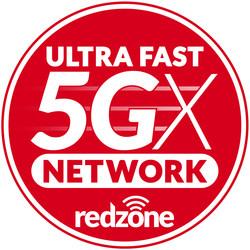 Redzone 5GX Network Delivers Gigabit Fixed Wireless Broadband