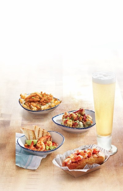 Red Lobster® is introducing Tasting Plates as part of its new menu – perfect for guests looking to enjoy small plates with big flavor.
