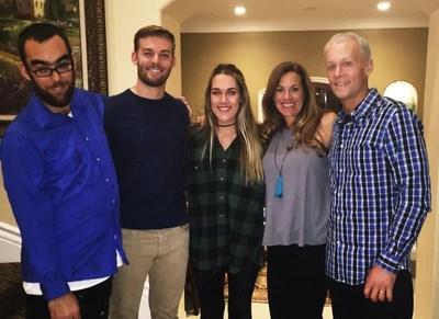 Keegan Longo & Family
