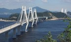 Busan–Geoje Fixed Link - Similar project by the JV partner (PRNewsfoto/Tata Projects Limited)