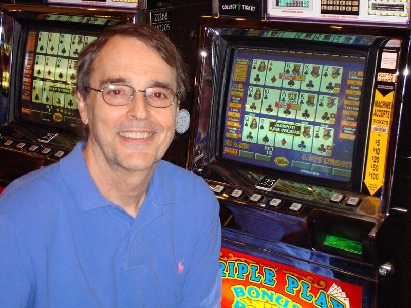 Steve Bourie - American Casino Guide author