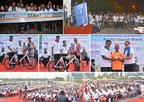Collage Photo of Marathon (PRNewsfoto/Hari Krishna Exports Pvt Ltd)