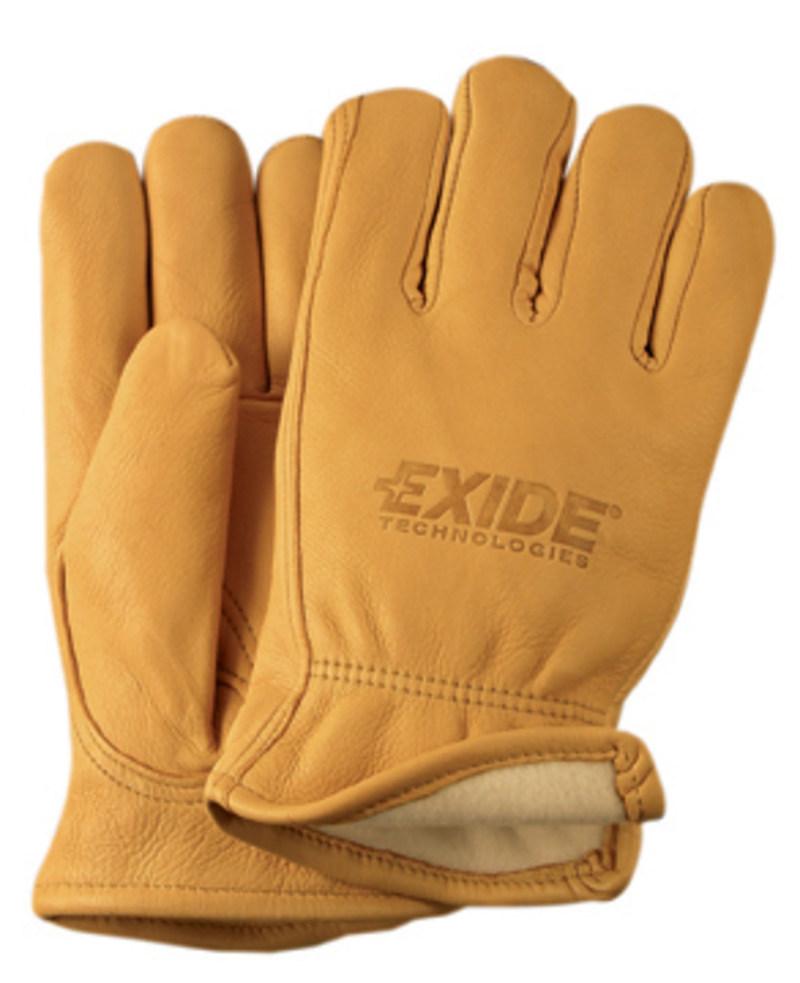Custom Work Gloves Sample