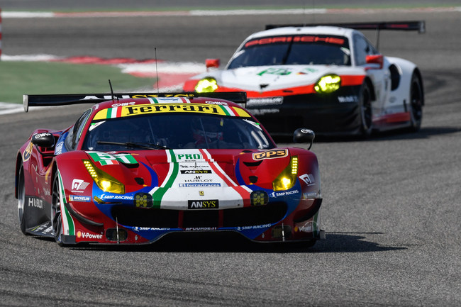 Ferrari leverages ANSYS solutions to win Manufacturers' and Drivers' WEC World Championships.