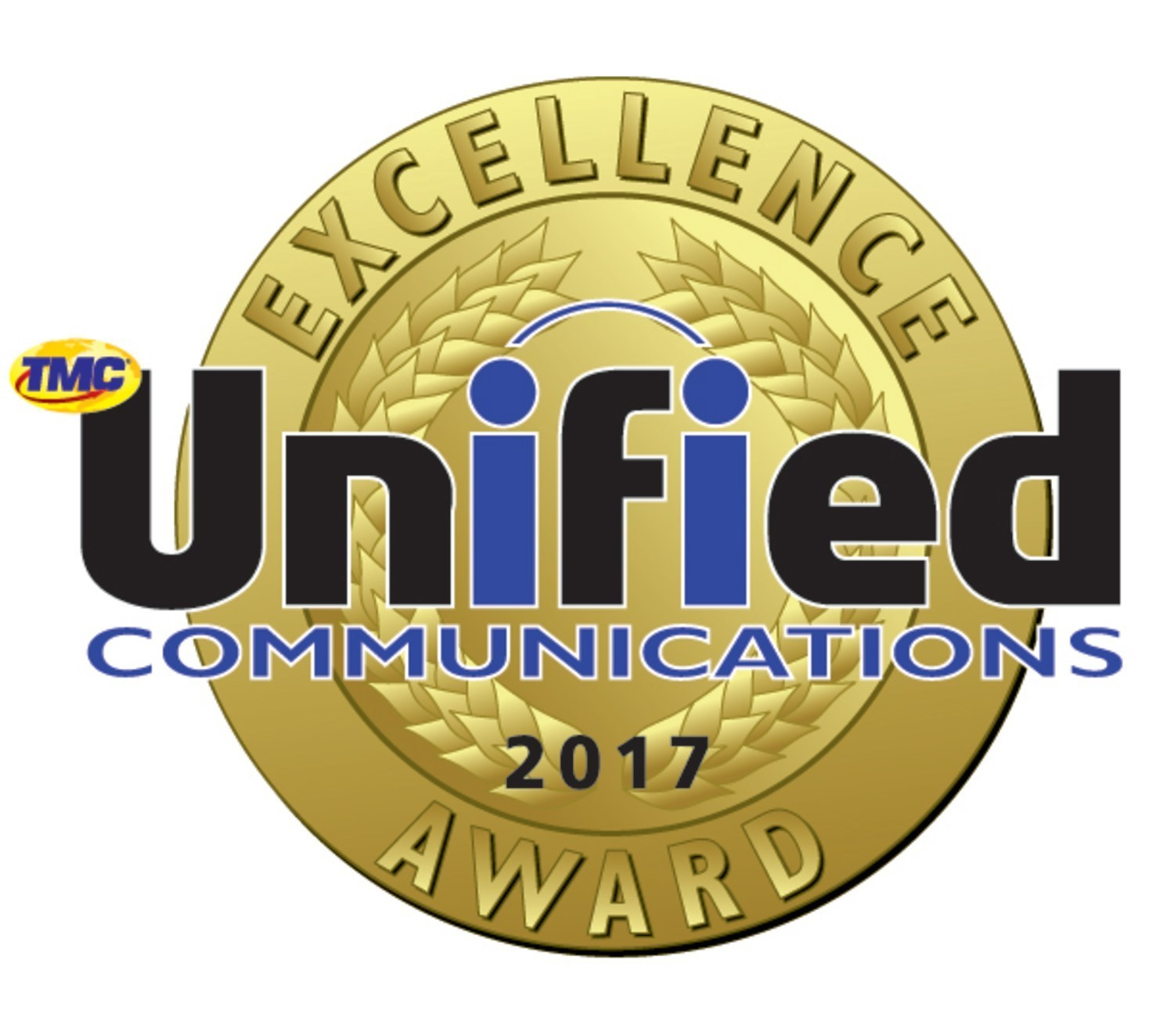 2017 TMC Unified Communications Excellence Award