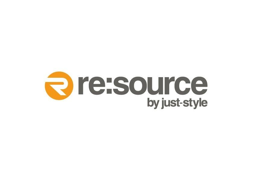 re:source by just-style logo (PRNewsfoto/re:source by just-style)