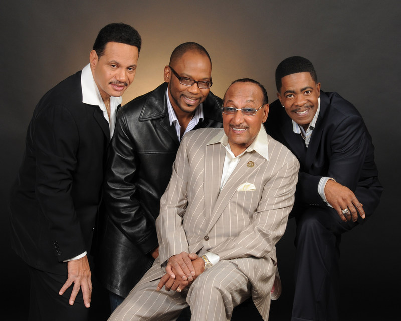 The Four Tops to perform at North American International Auto Show's Charity Preview.