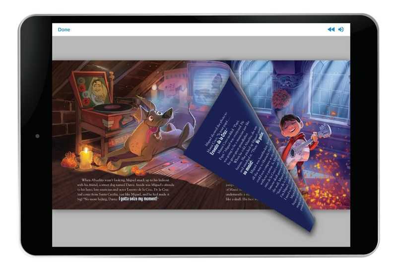 hoopla digital unveils picture books and read-alongs, showcasing content from Disney, HarperCollins, Lerner, Charlesbridge and Britannica.