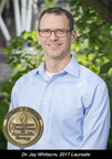 Jay Whitacre awarded UofL renewable energy prize