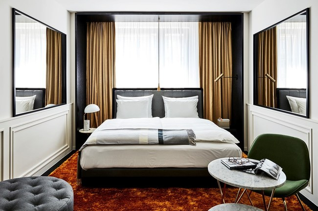 Autograph Collection Hotels today announced its fourth hotel in Germany with the opening of Roomers Munich, located in the city's burgeoning Westend.