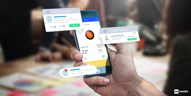 Mendix Atlas UI enables enterprises to define their own design language to guide the creation of engaging user experiences through app development