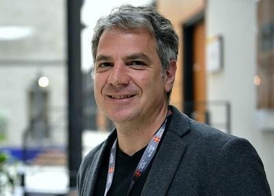 Dr Gary Kobinger, Credit: Université Laval (CNW Group/CHU de Québec-Université Laval)