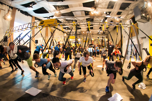Westin Run Concierges Training with TRX to Create Custom Workouts for Travelers, Making it Easier for them to Keep their Well-being Routine on the Road