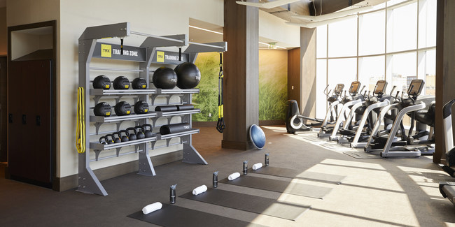 TRX® Suspension Training Equipment Now Available at Westin Hotels & Resorts Around the World