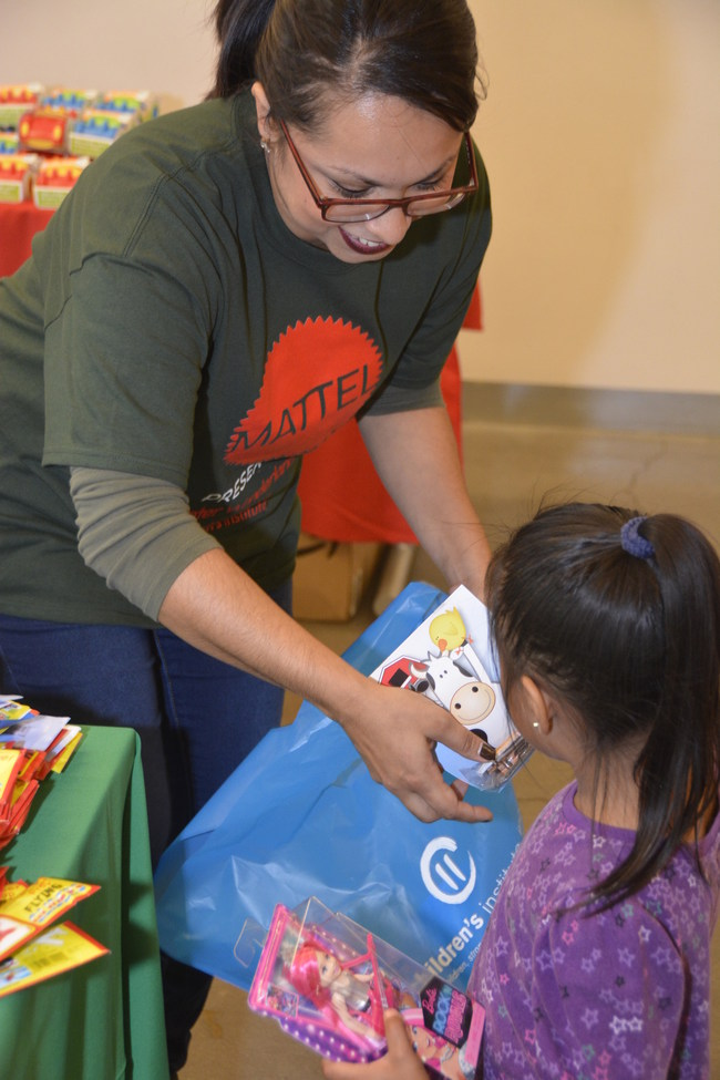 Children's Institute, Inc. to Make Holiday Wishes Come True for Thousands of Children at 23rd Annual Winter Family Festival.